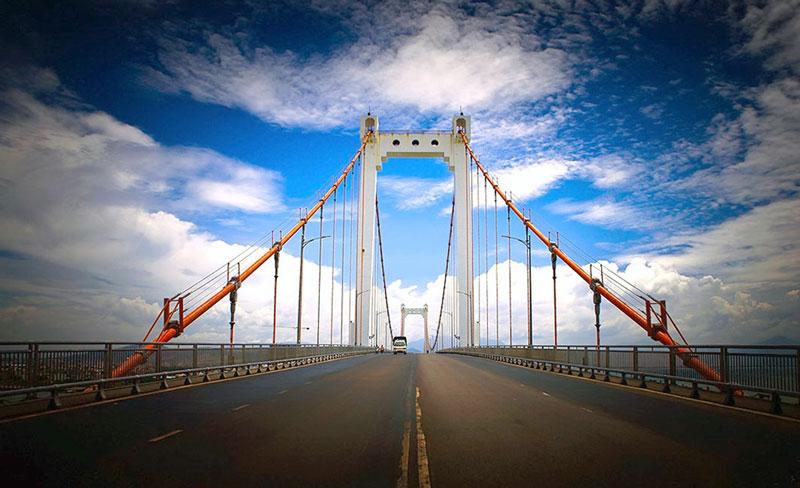 Cầu Thuận Phước được khởi công xây dựng vào ngày 16/1/2003, với vốn đầu tư gần 1.000 tỷ đồng do thành phố Đà Nẵng làm chủ đầu tư từ nguồn ngân sách. Ảnh: Zing.