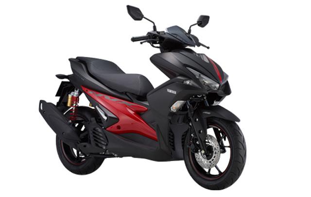Yamaha NVX mới nâng cấp phuộc cho khách hàng. NVX 155 và 125 có loạt màu mới và nâng cấp phuộc cùng chắn bùn chính hãng. (CHI TIẾT)