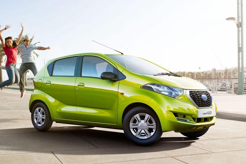 Cận cảnh xe hatchback giá gần 86 triệu đồng tại Ấn Độ. Tại thị trường Ấn Độ, Datsun redi-GO có giá khởi điểm chỉ 241.249 Rupee (tương đương 85,57 triệu đồng). Mẫu hatchback giá rẻ này được trang bị động cơ 3 xi lanh, hộp số sàn 5 cấp. (CHI TIẾT)