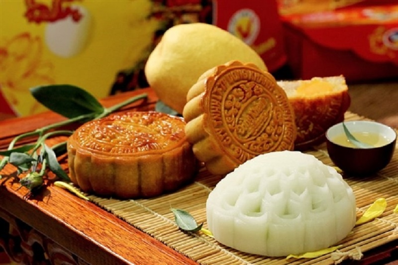 Nước đường giúp bánh Trung thu ngọt, mềm và bảo quản được lâu hơn.