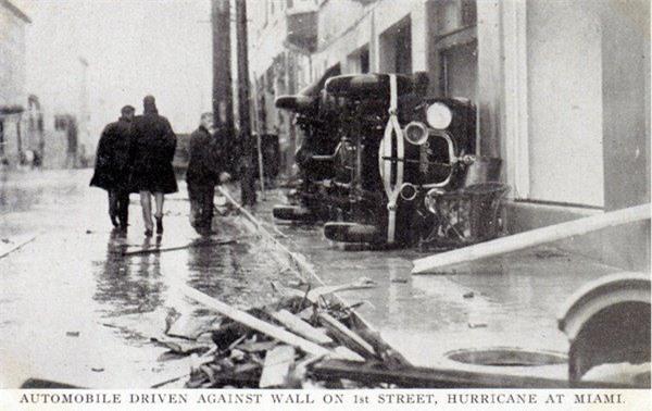 Bão Miami, 1926