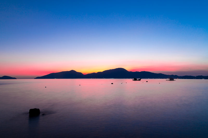 Quần đảo nằm dưới sự quản lý của xã An Sơn và xã Nam Du thuộc huyện Kiên Hải, tỉnh Kiên Giang. Ảnh: Harry.