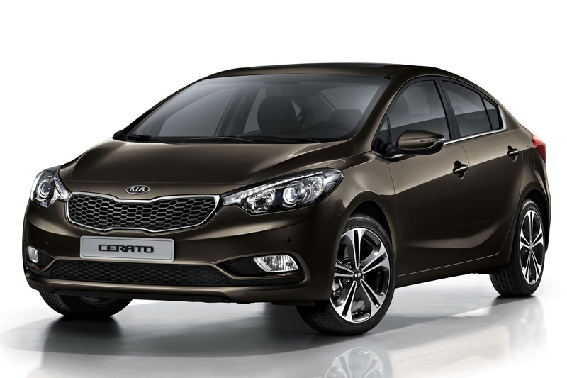Kia Cerato chỉ giảm giá 2 triệu đồng.