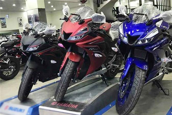 Moto Yamaha R15 gia chi 99 trieu dong tai Viet Nam-Hinh-10