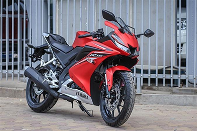 Moto Yamaha R15 gia chi 99 trieu dong tai Viet Nam-Hinh-2