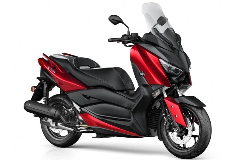 Cận cảnh xe tay ga mới của Yamaha. Yamaha X-Max 125 2018 vừa được ra mắt tại thị trường châu Âu với giá 4.799 euro (tương đương 129,24 triệu đồng). Dưới đây là những hình ảnh cận cảnh và thông tin chi tiết của mẫu scooter này. (CHI TIẾT)