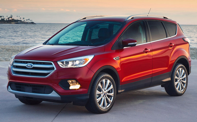 """Ford Escape 2017 đã về Việt Nam, cuối năm nay """"chốt"""" giá. Theo thông tin từ một đại lý Ford tại Tp.HCM, hiện Ford Escape 2017 đã có mặt tại Việt Nam. Xe được trang bị động cơ với công nghệ EcoBoost hoàn toàn mới, cùng thiết kế cũng hiện đại và bắt mắt hơn. (CHI TIẾT)"""