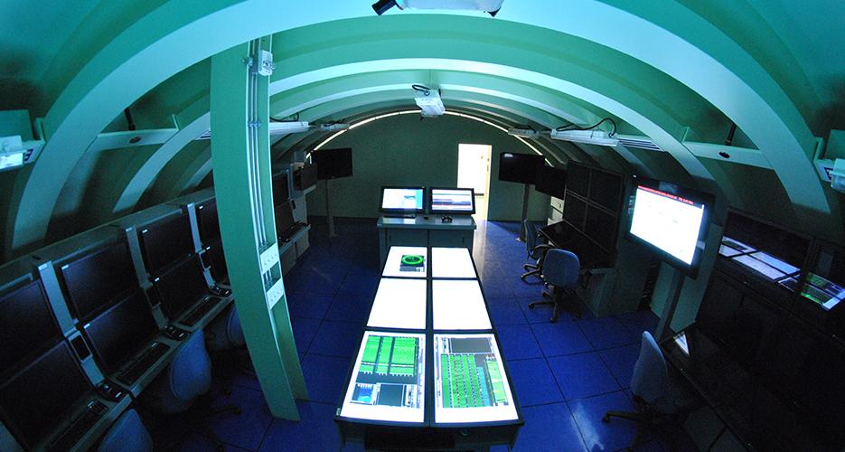 Các thủy thủ trong khoang điều khiển tàu ngầm sẽ được làm việc trong môi trường kỹ thuật số. Ảnh: Taskandpurpose