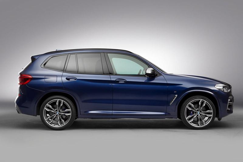 6. BMW X3 2018.