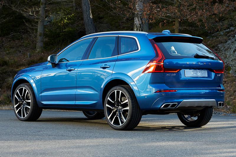 8. Volvo XC60 2018.