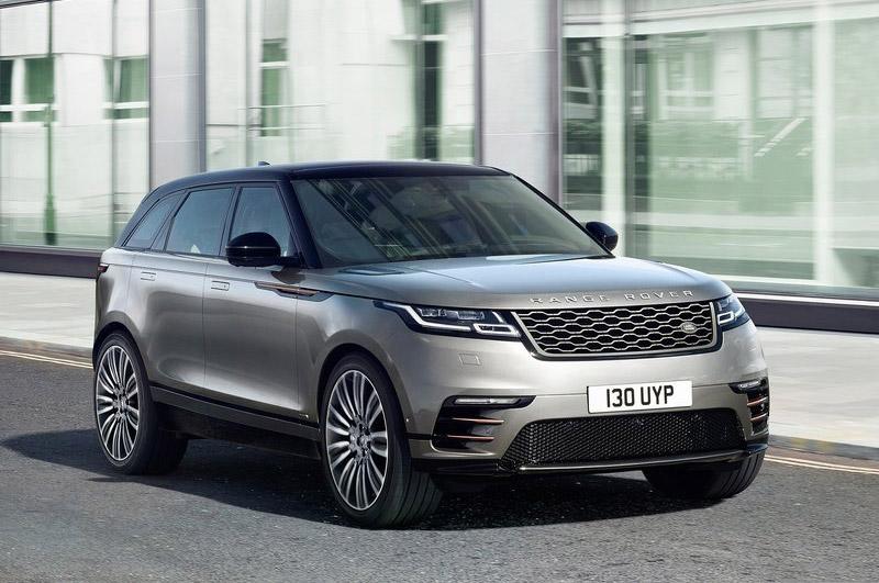 9. Land Rover Range Rover Velar 2018.