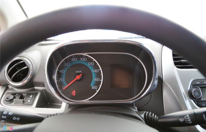 Anh thuc te Chevrolet Spark Duo 2018 gia 299 trieu vua ban o VN hinh anh 9