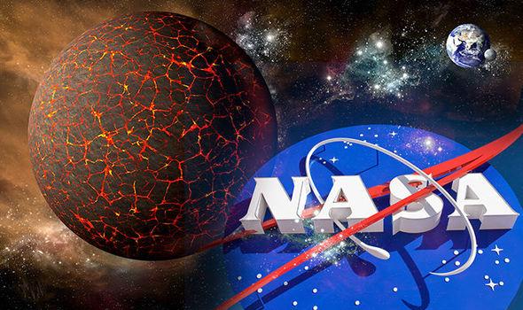 Các nhà khoa học NASA bác bỏ sự tồn tại của Planet X. Ảnh: Express.co.uk
