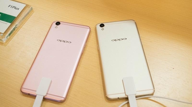 Oppo F1 Plus giảm giá 3 triệu đồng chào đón tháng 9.
