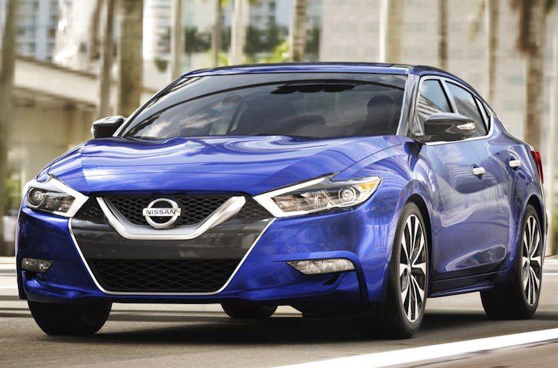 5. Nissan Maxima 2017.