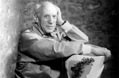 Họa sỹ thiên tài Picasso. Ảnh: Internet.