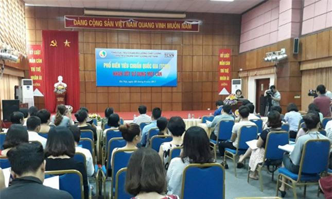 Công bố tiêu chuẩn quốc gia về khăn ướt tại Việt Nam - ảnh 1