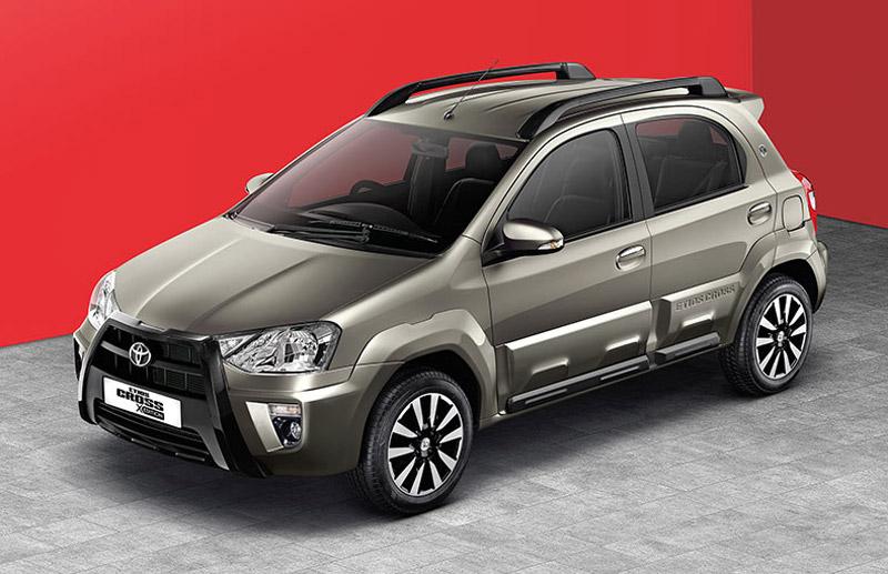 Xe crossover giá hơn 200 triệu của Toyota có gì đặc biệt? Toyota Etios Cross X-Edition 2017 vừa được ra mắt tại thị trường Ấn Độ với giá bán từ 670.000 Rupee (tương đương 233,80 triệu đồng). Mẫu crossover này có đặc điểm gì nổi bật? (CHI TIẾT)
