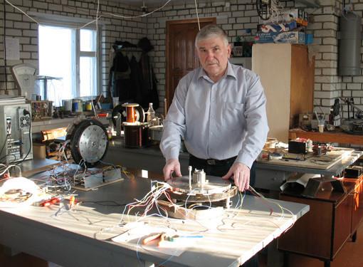 Nhà khoa học Vladimir Leonov. Ảnh: Earth-chronicles.com