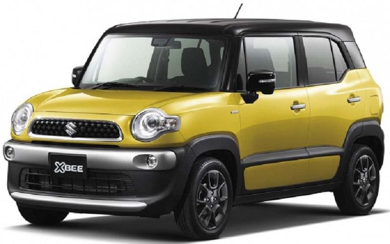 Suzuki Xbee sắp trình làng, hứa hẹn cho phong cách đa dạng hơn. Tại Triển lãm ôtô Tokyo sắp diễn ra vào tháng 10 tới, hãng xe Nhật Bản Suzuki sẽ giới thiệu một loạt mẫu xe concept Xbee của mình. (CHI TIẾT)