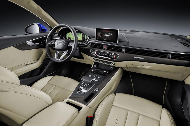 3. Audi A4 2017.