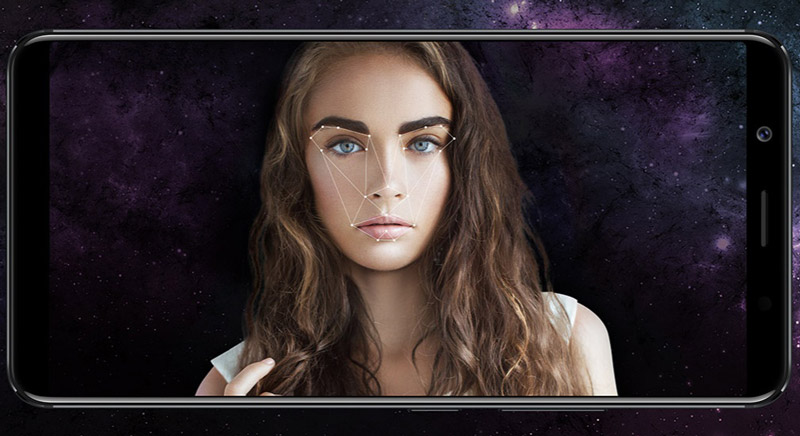 X20 Plus hỗ trợ tính năng nhận diện khuôn mặt (Face Wake) cho tốc độ mở khoá màn hình trong 0,1 giây.