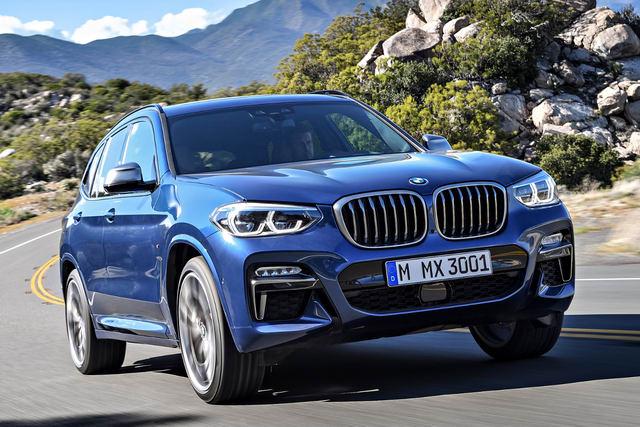 BMW X3 2018 có giá khởi điểm từ 1,56 tỷ đồng. Thương hiệu xe sang Đức phân phối dòng BMW X3 2018 với 3 phiên bản xDrive20d, xDrive30i và xDrive30d tại thị trường Australia. (CHI TIẾT)