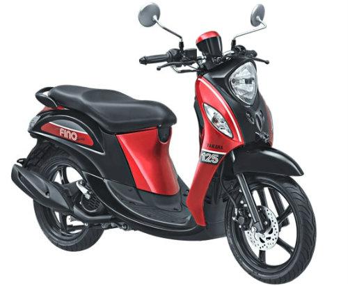 Yamaha Fino ra bản cập nhật giá từ 29 triệu đồng. Yamaha Indonesia vừa tung phiên bản cập nhật xe ga Yamaha Fino 125 với lốp không săm và nhiều tùy chọn màu mới ra thị trường nước này. (CHI TIẾT)
