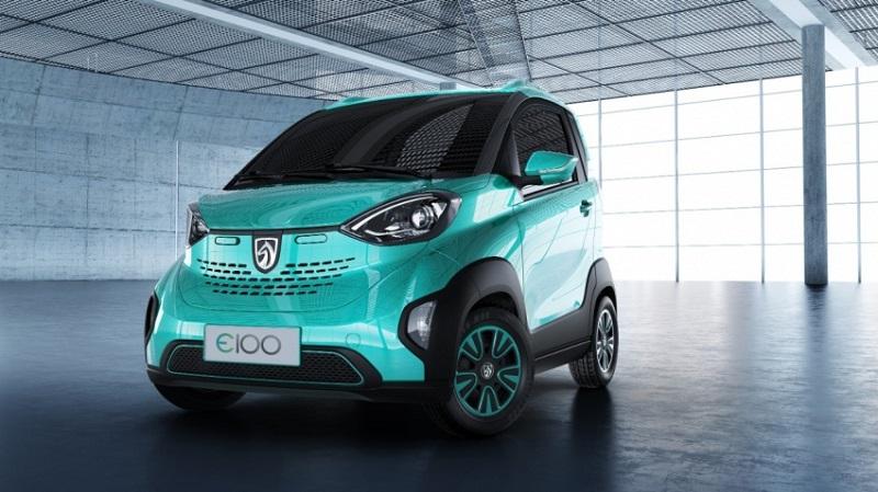 Ngắm ôtô điện giá rẻ phù hợp cho giới trẻ. Những mẫu xe điện luôn có giá đắt tiền? Điều này hoàn toàn không đúng. Ôtô điện Baojun E100 có hiệu suất khá cao, nhưng mức giá chỉ 35.800 Nhân dân tệ (123 triệu đồng) tại thị trường Trung Quốc. (CHI TIẾT)