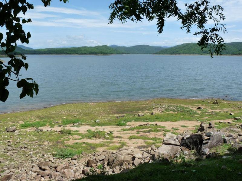Địa danh này cách trung tâm thành phố Phan Thiết khoảng tầm 20 km. Ảnh: Tuệ Minh.
