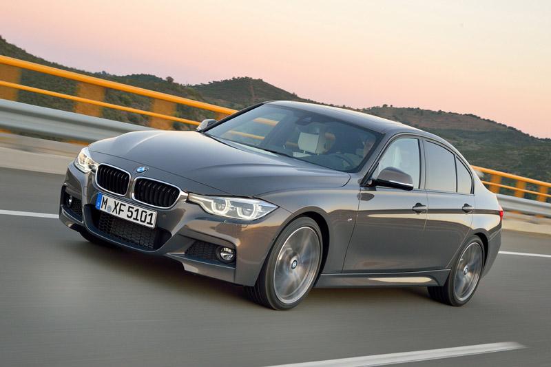 1. BMW 3 Series (tỷ lệ chủ nhân bán lại: 8%).