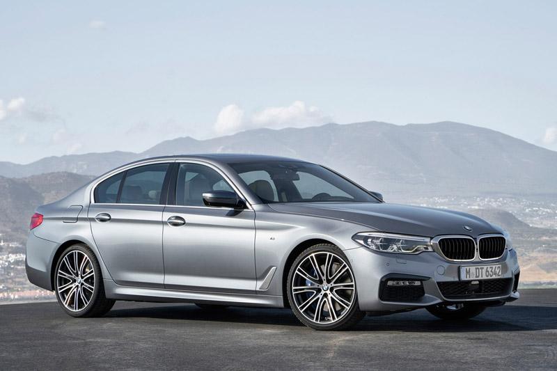 2. BMW 5 Series (tỷ lệ chủ nhân bán lại: 7,1%).