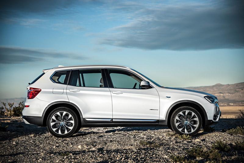 =6. BMW X3 (tỷ lệ chủ nhân bán lại: 3,9%).