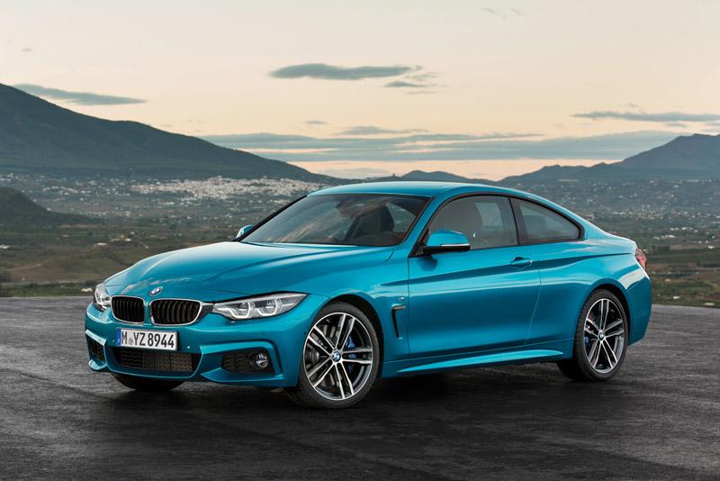 =6. BMW 4 Series (tỷ lệ chủ nhân bán lại: 3,9%).