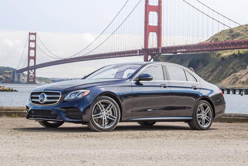 =6. Mercedes-Benz E-Class (tỷ lệ chủ nhân bán lại: 3,9%).