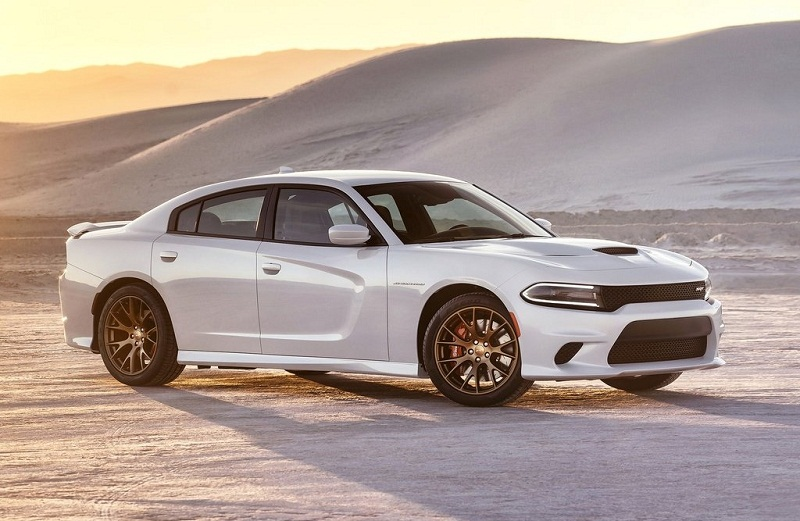 4. Dodge Charger 2018.