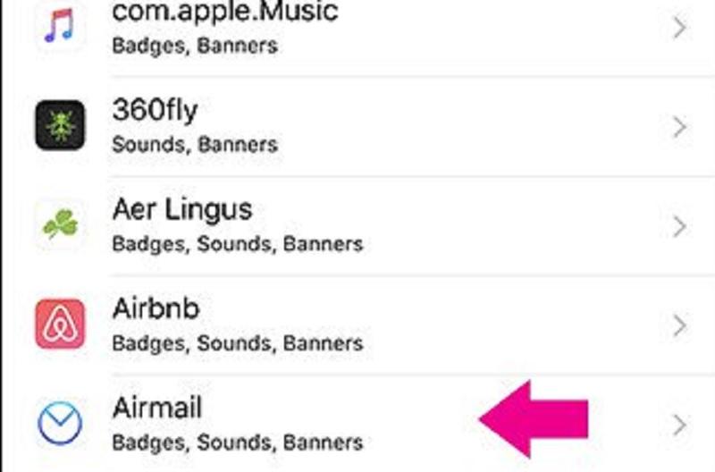 Hướng dẫn ẩn thông báo cho từng ứng dụng trên iOS