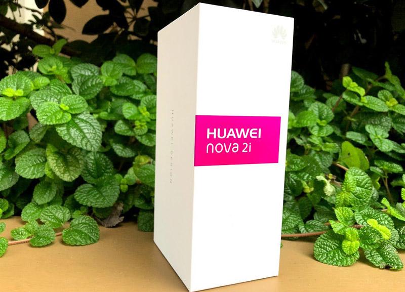 Mở hộp smartphone 4 camera sắp lên kệ ở Việt Nam với giá 5,99 triệu. Vào ngày 21/10 tới, Huawei Nova i2 sẽ được bán ra tại thị trường Việt Nam với giá 5,99 triệu đồng. Dưới đây là những hình ảnh mở hộp của smartphone 4 camera, màn hình FullView này. (CHI TIẾT)