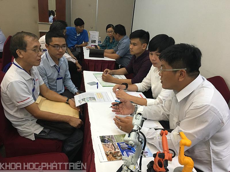 Các doanh Việt Nam và Đài Loan kết nối, tìm hiểu nhu cầu công nghệ