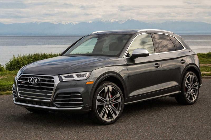 1. Audi SQ5 2018.