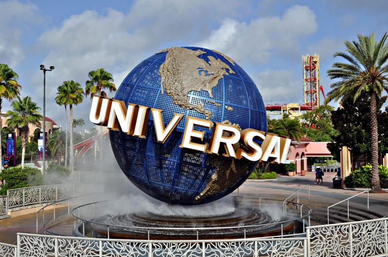 10. Universal Studios Florida. Đây là công viên giải trí nằm ở Orlando, Florida, Mỹ. Công viên được đưa vào hoạt động ngày 7/6/1990. Hàng năm, Universal Studios Florida đón hàng triệu du khách tới đây vui chơi, giải trí.
