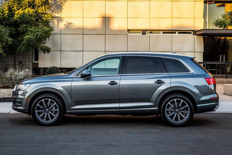 2. Audi Q7 2017.