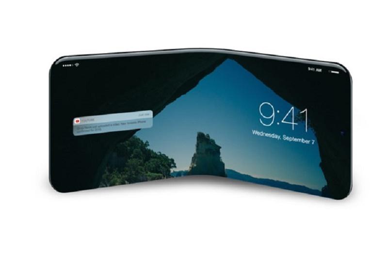 Apple lo sợ Samsung sẽ sao chép công nghệ của họ. Vì vậy, họ hợp tác cùng LG để nghiên cứu sản xuất loại màn hình này. Ảnh: iDropnews.