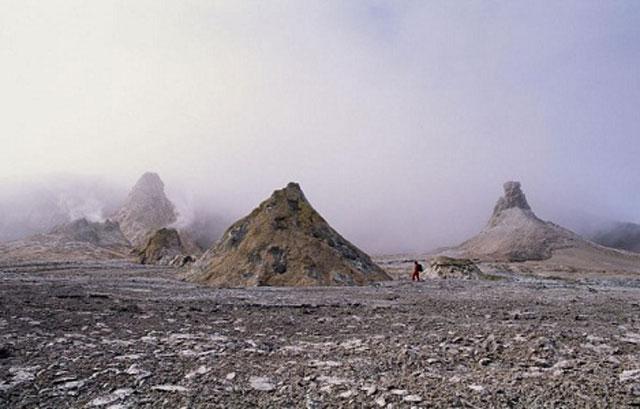 Khu vực thung lũng Great Rift, Tanzania, là nơi phát hiện mỏ khí heli với trữ lượng 1,5 tỷ mét khối. Ảnh: Yahoo.