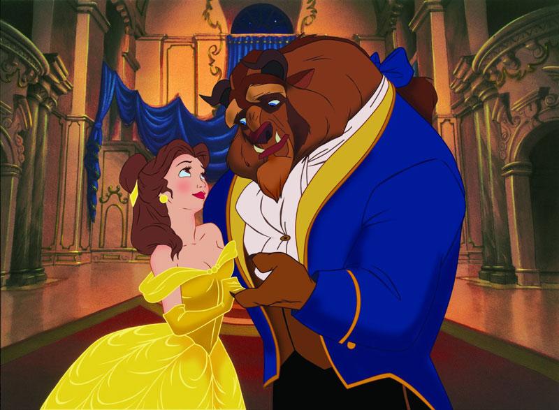 7. Người đẹp và Quái vật. Là bộ phim hoạt hình nhạc kịch thể loại kỳ ảo lãng mạn của Mỹ, sản xuất năm 1991 bởi Walt Disney Feature Animation và được Walt Disney Pictures phát hành. Dựa trên câu chuyện cổ tích được biết đến nhiều qua ngọn bút của nữ tiểu thuyết gia người Pháp Jeanne-Marie Leprince de Beaumont, Người đẹp và quái thú là bộ phim hoạt hình thứ 30 trong Walt Disney Animated Classics series và là bộ phim thứ ba trong Thời kì Phục hưng của Disney.