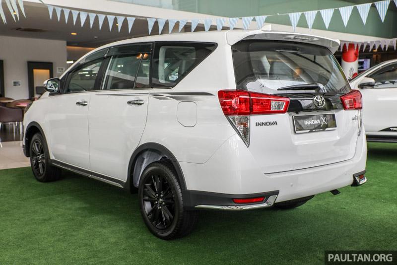 Toyota Innova 2.0X 2017 được trang bị động cơ VVT-I 4 xi lanh với dung tích 2 lít. Động cơ này san sinh công suất tối đa 139 mã lực, mô-men xoắn cực đại 183 Nm.