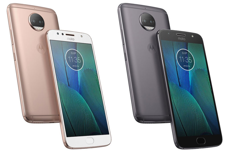 Motorola Moto G5S Plus (6,99 triệu đồng).