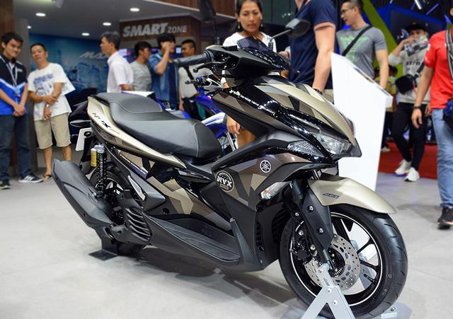 Người Việt tiêu thụ bao nhiêu xe máy trong quý 3? Thông tin từ các nhà sản xuất xe máy Việt Nam bao gồm Honda, Piaggio, Suzuki, SYM và Yamaha trong quý 3/2017 đã có thêm hơn 845.600 xe máy lăn bánh tại thị trường Việt Nam. (CHI TIẾT)