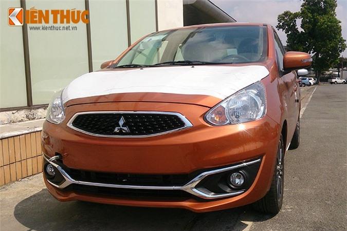 Mitsubishi Mirage giảm giá mạnh tại Việt Nam. Những chiếc xe ôtô Mitsubishi Mirage phiên bản số sàn đang được một số đại lý bán với giá thấp kỷ lục, chỉ hơn 330 triệu đồng/chiếc. (CHI TIẾT)