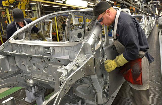 Các hãng xe lớn như Toyota, Honda, Ford, Nissan... đều mua thép từ Kobe Steel. Ảnh: Autoweek.